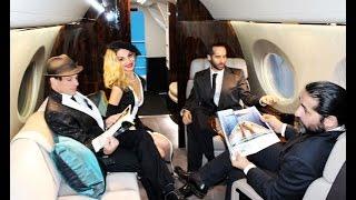 Fans of Jimmy Century @ Gulfstream Aerospace Event Henderson Executive Airport Las Vegas