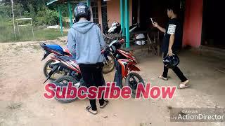 preview picture of video 'Perjalanan yang melelahkan nanga pinoh ke pt sbk'