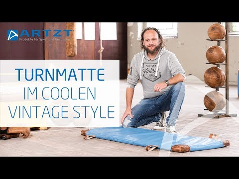 Gymnastikmatte im Vintage-Look: Eigenschaften, Material, Trainingstipps | ARTZT