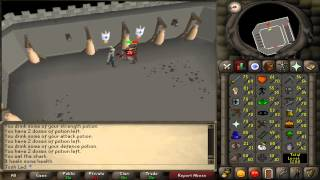 07RS - Guide to Camelot Training Room/Piety Miniquest - Safespot
