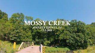 Fly Fishing Mossy Creek, VA