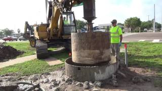 D7Now - How It's Made: Drilled Shaft Installation