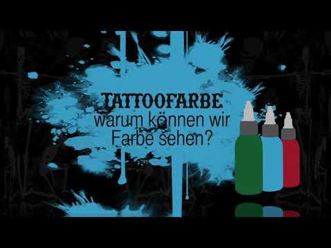 Tattoofarbe Teil1