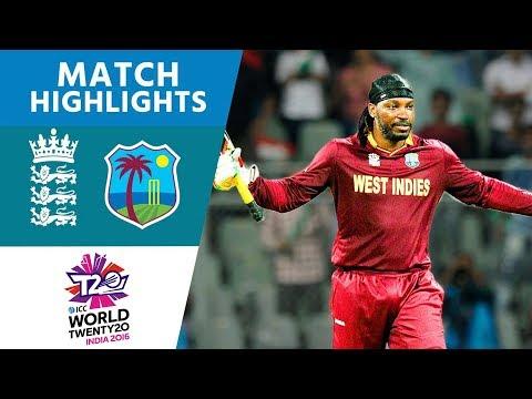 England v West Indie