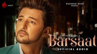 Barsaat Song Lyrics in English – Darshan Raval
