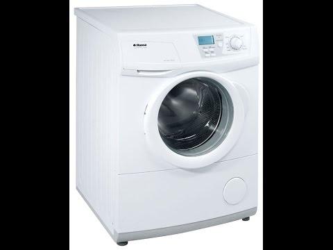 Замена подшипника в стиральной машине Hansa, Ханса