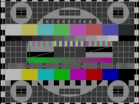 Сбой в эфире Лен ТВ-реконструкция(1989г.)