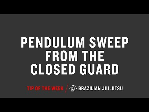 Bravo Choke From Inside Closed Guard Part 1