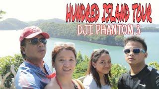 DJI PHANTOM 3    Island Tour    Philgrimage Island    Hundred Island Tour 2018