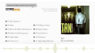 Tan Taşçı - Rica Ederim (Official Audio)