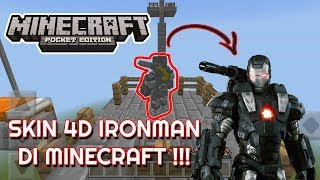 Minecraft PE DeadlandMap Official Trailer Most Popular Videos - Skins para minecraft pe en 4d