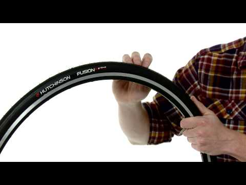 Hutchinson Fusion 3 SE Road Bike Tire Review by Performance Bicycle
