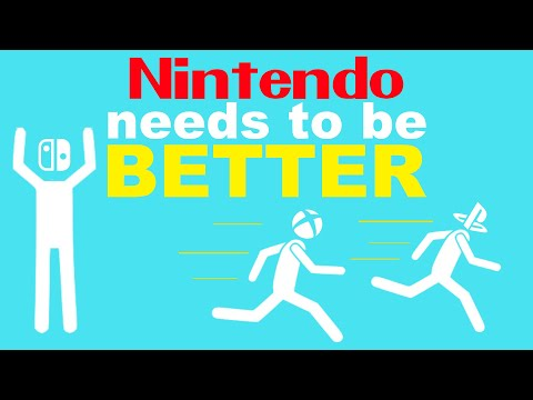 Nintendo Switch Online should be better