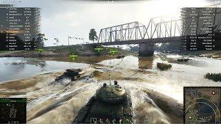 Т-62А / 9,8K dmg / Третья отметка