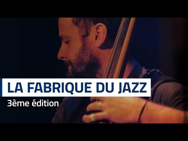 La Fabrique du Jazz 2021