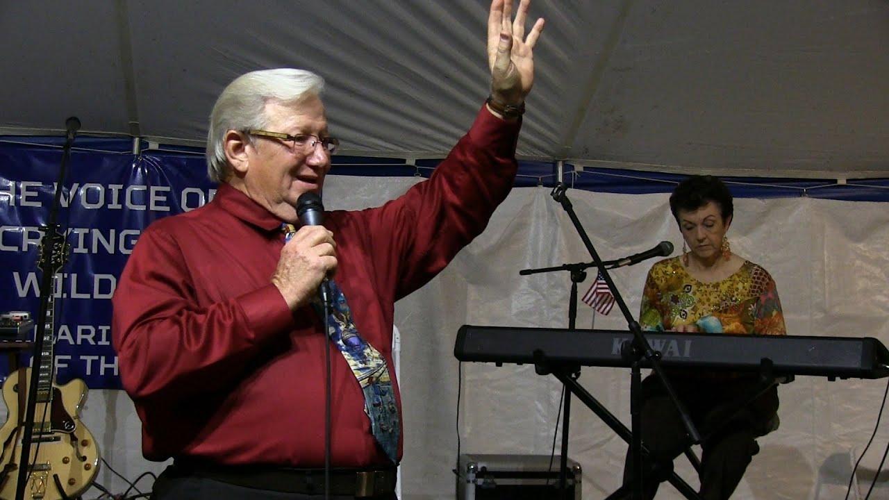Harvey Perdue Tent Ministries Religious Event