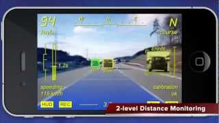 Augmented Driving 3 - App