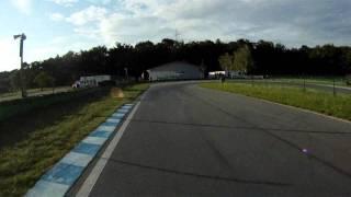 preview picture of video '10. -=[SI]=- Kart Fahren auf der Outdoorbahn in Walldorf - Rennen'