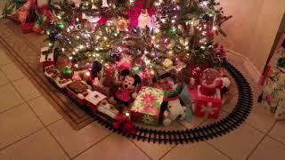 2018 Video Christmas Card - Inside Version