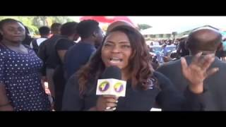 UTECH Students & Staff Protest (Midday News) FEB 20 2019
