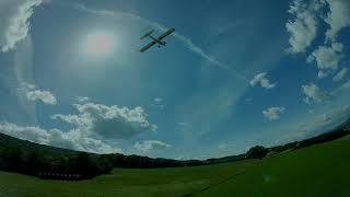FPV Chasing Plane