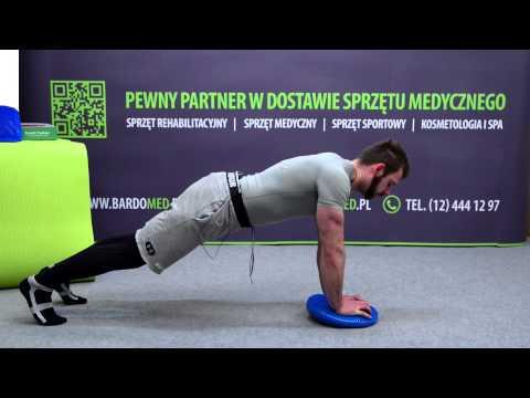 Ćwiczenia dla rozwoju górnej części mięśnia piersiowego