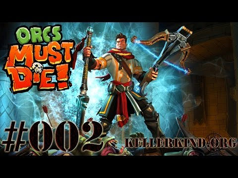 Orcs Must Die! #2 – Orcs must fry! ★ Jhief plays Orcs Must Die! [HD|60FPS]
