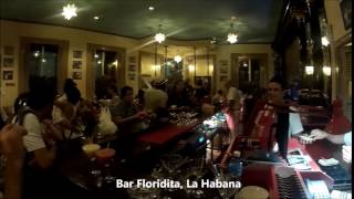 Bar Floridita - La Habana