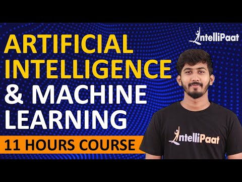 Learn Machine Learning and Artificial Intelligence Course Full ...