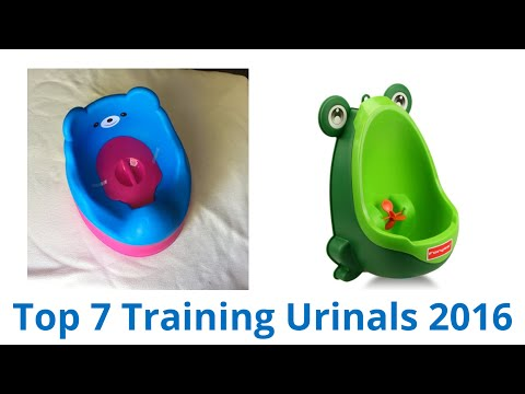 7 Best Training Urinals 2016