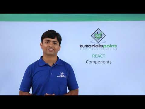 ReactJS - Components