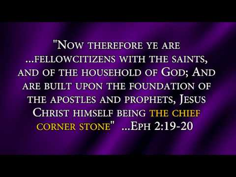 If the Foundations be Destroyed… – Foundational Cornerstone