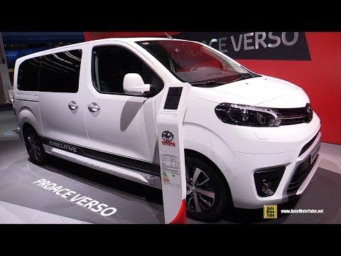 Toyota Proace Verso Минивен класса M - рекламное видео 1
