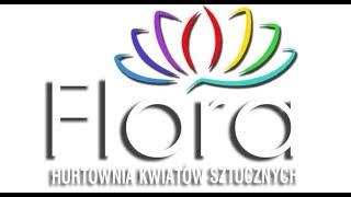 """""""Flora"""" hurtownia kwiatów sztucznych, oliwki"""