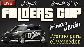 🔴 Directo de Gran Turismo Sport - FOLDERS CUP Competición | Primera ronda | Miyabi, Suzuki Swift