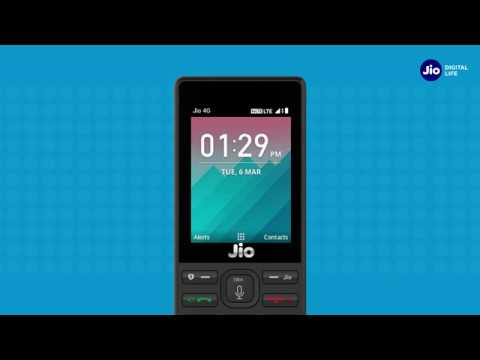 How to set JioTune?