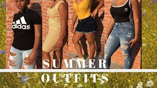 SUMMER LOOKBOOK 2019 CASUAL BUT CUTE SUMMER OUTFITS I GABBY VICTORIA