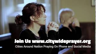 Nation Wide Prayer Network Garnered over 24,000 Listeners for February 2017 through Their Weekly Uni