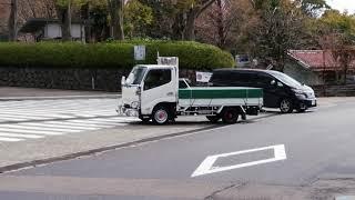 【デコトラ】中京彪真一族交通安全祈願2019 入場シーン④