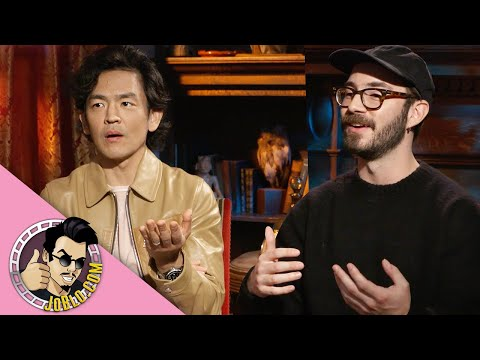 John Cho and Director Nicolas Pesce Interview for The Grudge (2019)