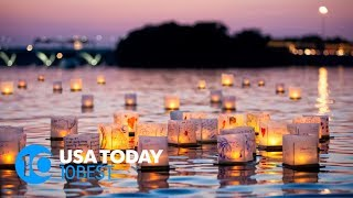 Why you should attend a Water Lantern Festival near you