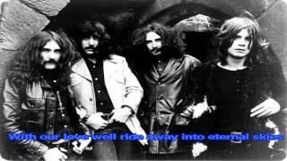 Black Sabbath - Symptom of the Universe (lyrics)