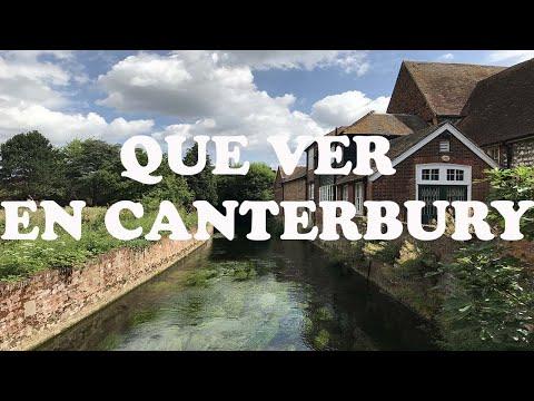 Qué ver en Canterbury