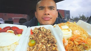 First Time Trying AUTHENTIC FILIPINO FOOD | QT