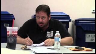Part 1 of VNNC October Executive Meeting 2015