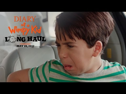 New TV Spot for Diary of a Wimpy Kid: The Long Haul