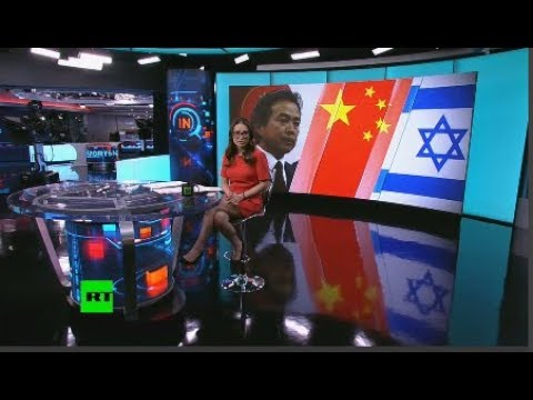 Cold War: US miffed about China's relationship with Israel