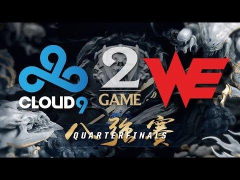 we c9 game 2