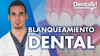 Cómo BLANQUEAR LOS DIENTES: todo lo que necesitas saber sobre blanqueamiento dental - Dentalk! ©