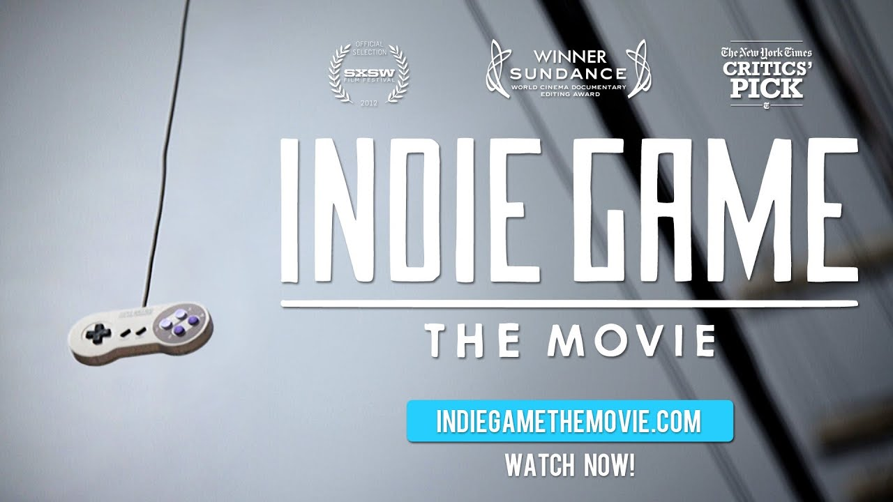 I'm An Indie Developer, Give Me Cheap Tickets To See Indie Game: The Movie!